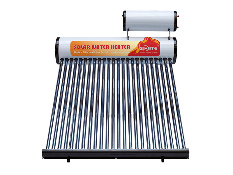 Non-pressurized colorful  steel solar water heater, More Product